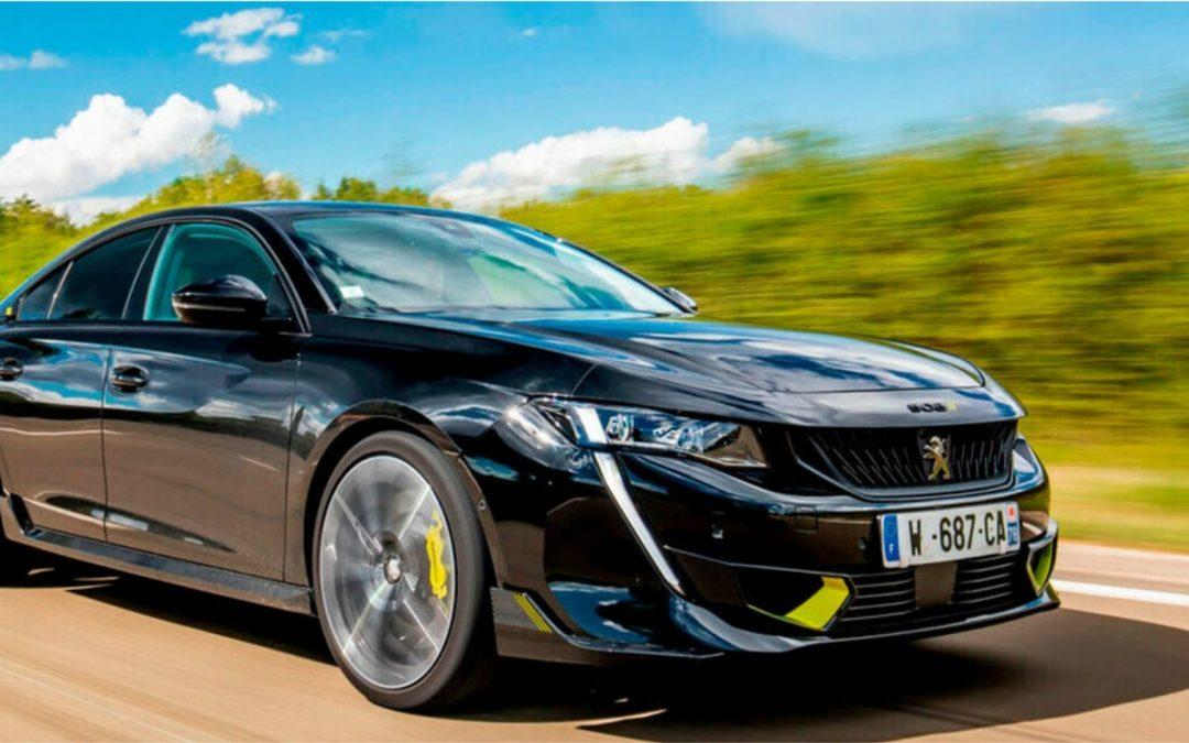 La 508 PSE: L'hybride sportive et écologique de Peugeot!