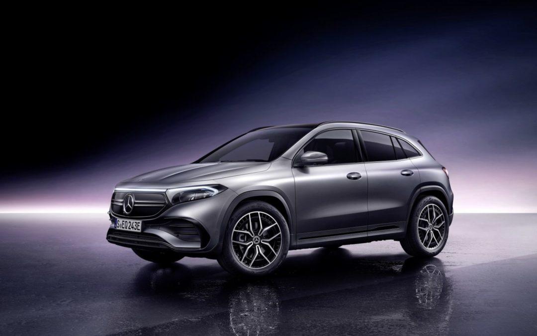 Mercedes: Le nouvel SUV EQA Limited édition, une révolution électrique?