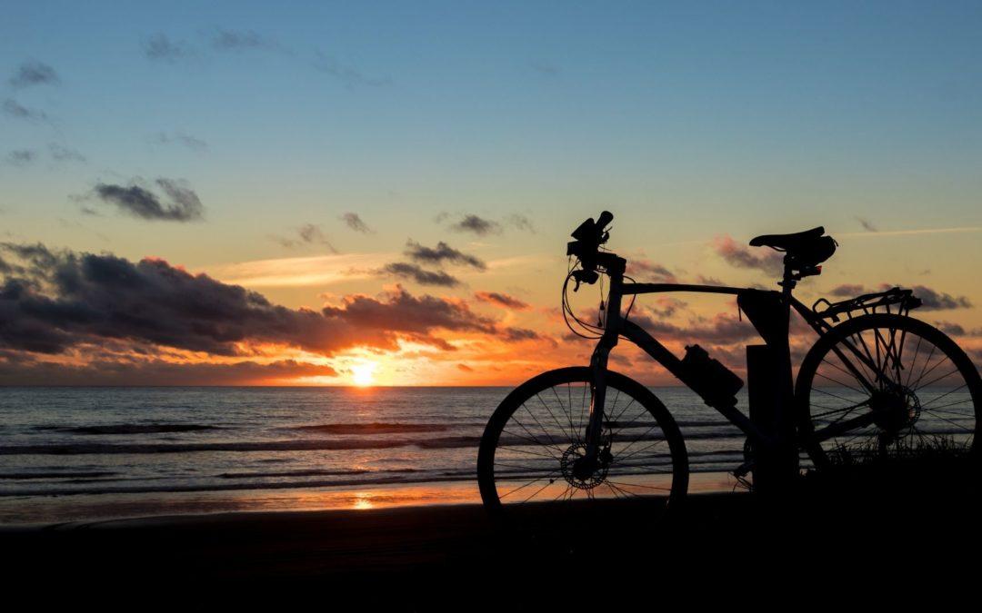 Comment organiser une virée plage, à vélo!