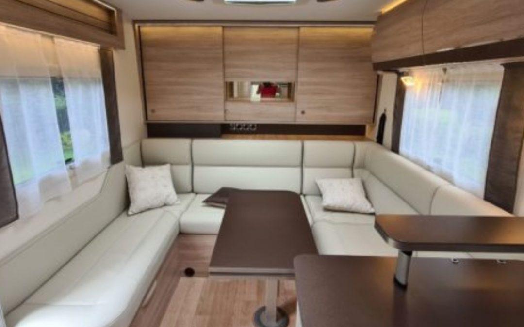 Camping-Car: Le nouveau Rapido 854, de l'espace…
