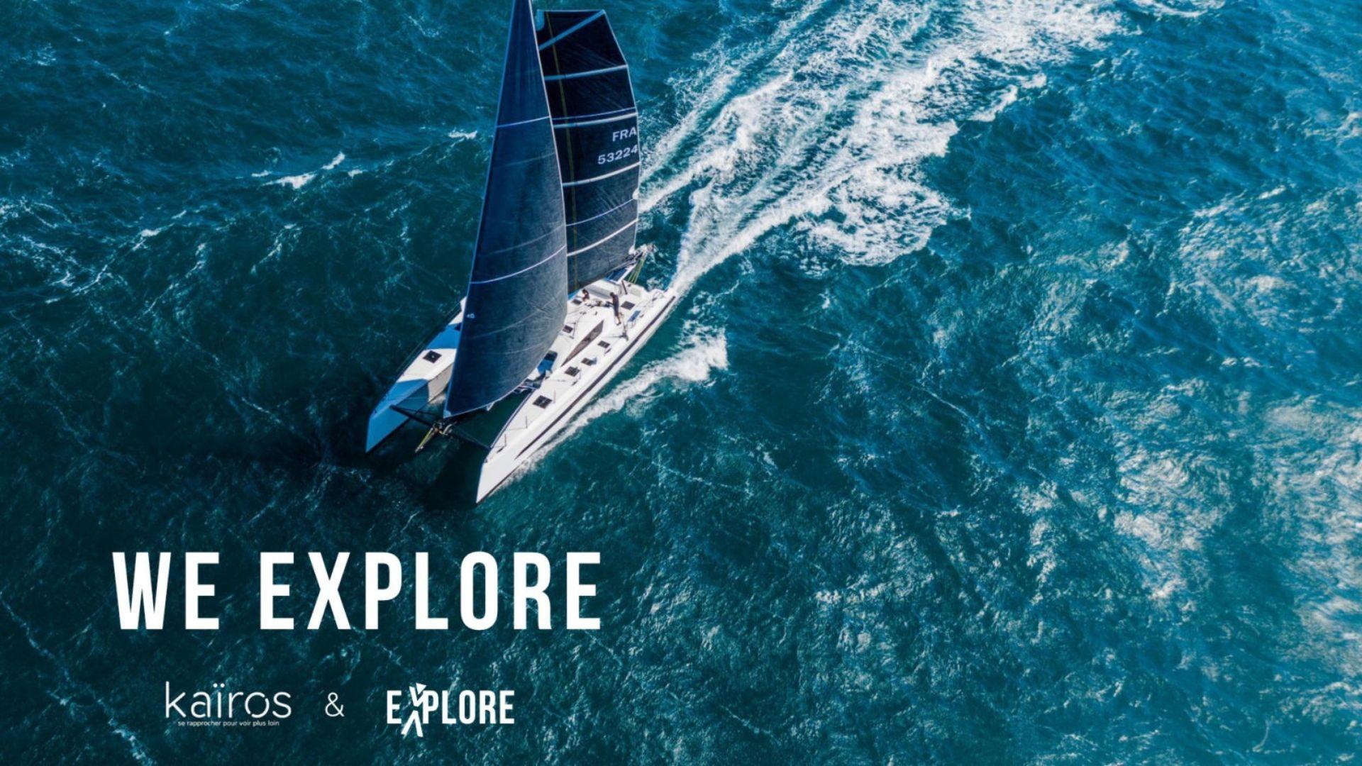 catamaran we explore fibre de lin écologique innovation biomatériaux