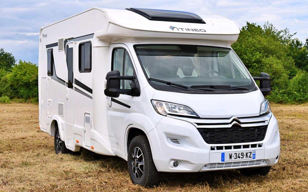 Camping-Car: La nouvelle gamme de compact Itineo