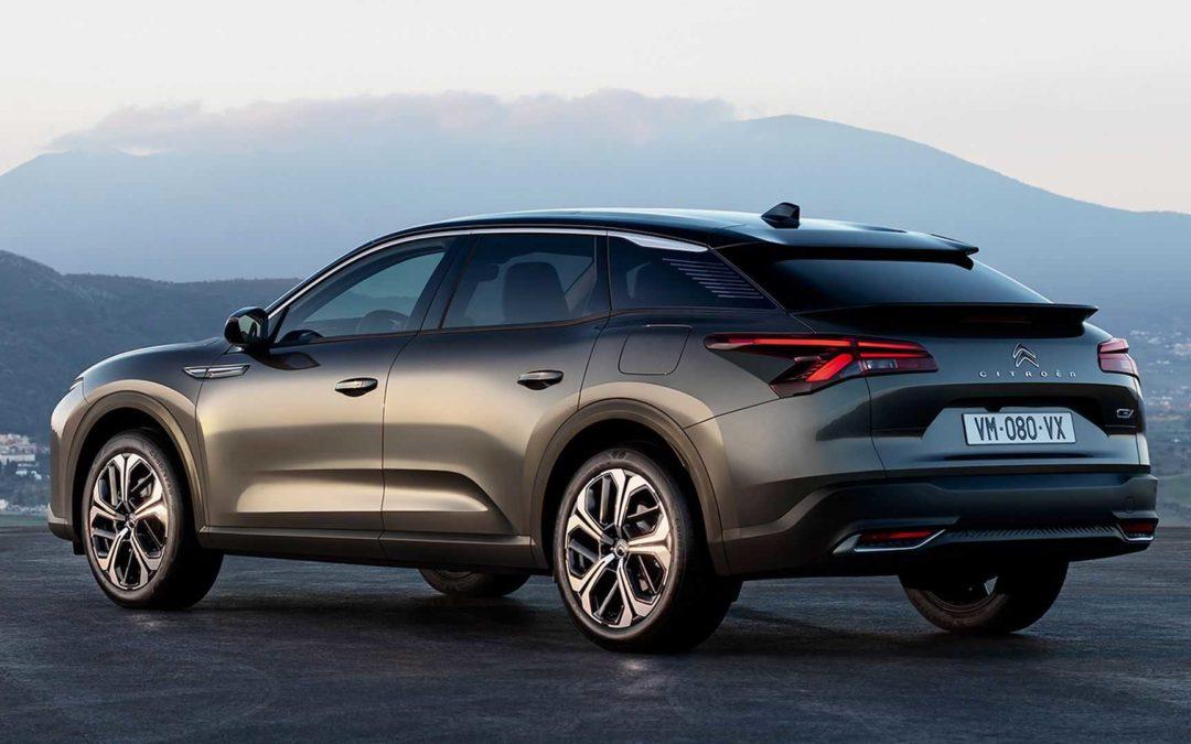 Du nouveau chez Citroën avec la C5X 2021